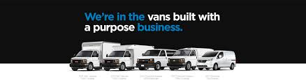 2017 vans cargo passenger cutaway gm fleet canada