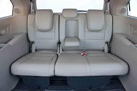 do all honda pilots 3rd row seating 2017 honda odyssey reviews and rating motor trend