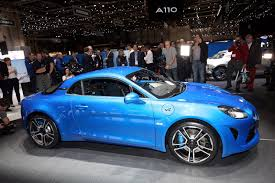 alpine a110 new alpine a110 heading to london show for its uk debut
