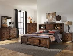 Headboard Bookshelf California King Bookcase Bed By Intercon Wolf And Gardiner Wolf