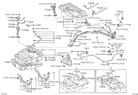 lexus singapore parts lexus lx470uzj100l gnagkw body fuel tank tube japan parts eu
