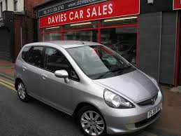 honda jazz 1 3 dsi se 5dr manual for sale in ellesmere port