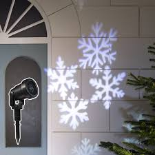 Outdoor Christmas Light Projector by Snowflake Christmas Light Projector Lights4fun Co Uk