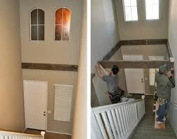 hauteur plafond chambre escalier gain de place et idées grande hauteur sous plafond