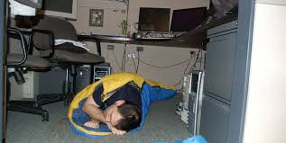 Picture Of Someone Sleeping At Their Desk The Engineering Survival Guide 4 Frameworks To Dominate