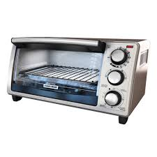 What Is The Best Toaster Oven To Purchase Black Decker 4 Slice Toaster Oven Stainless Steel Target