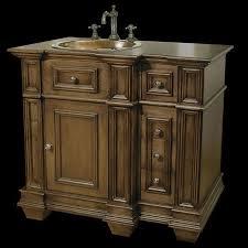Tuscan Bathroom Vanity by K U0026b Galleries Furniture Guild Vanity Flair Traditional Tuscan