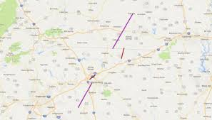 tornado map interactive map of tornadoes in spartanburg rutherford co