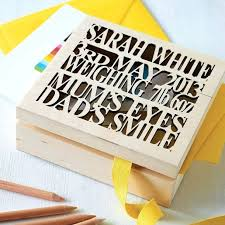 wooden baby keepsake box personalised wooden toys boxe terengganudaily