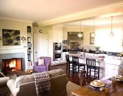 open floor plans homes open plan kitchen dining living room designs images about open floor