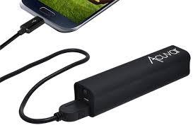 Htc Wildfire Flashlight App by Amazon Com Acuvar Power Bank 2600mah Portable Backup Battery