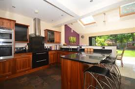 kitchen diner extension ideas open plan lounge kitchen diner ideas great orange beige lounge
