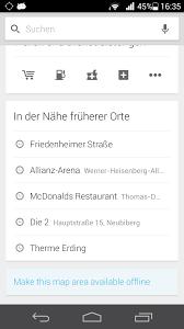 Offline Google Maps Tipps Und Tricks Zum Neuen Google Maps Android User