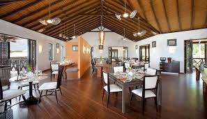 Dining Room With Ceiling Fan by Innovative Minka Aire Fans In Dining Room Tropical With Nautical