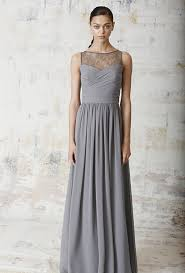 gray bridesmaid dress light grey bridesmaid dresses 2017 wedding ideas magazine