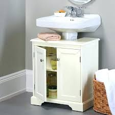 bathroom sink storage ideas cabinets for pedestal sink kooler me