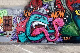 fresh cafe parking lot wall pow wow hawaiipow wow hawaii meggs