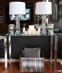 how to decorate an accent table 5 tips to decorate accent tables like a pro setting for four