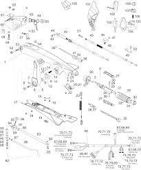 tiller kit 115 hp e tec steering accessories for 2012 johnson