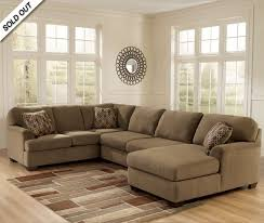 amusing ashley sectional sofa with chaise aecagra org of 3 piece
