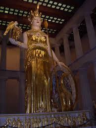 Parthenon Interior Been There Seen That Athena