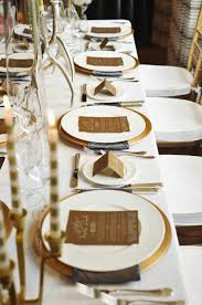 gold and cream reception table decor elizabeth anne designs the