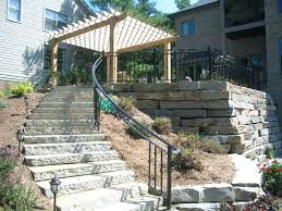 outdoor stair railings ideas u2013 funnycats site