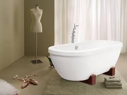 Composite Bathtubs Aquatica Adoreme Wht Freestanding Light Weight Cast Stone Bathtub