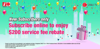 Tv Subscribe Cable Tv Service