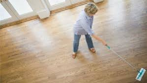 how to clean wooden floors better