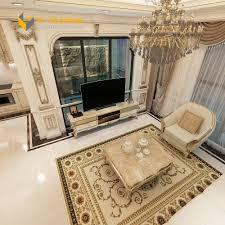 homecity apartment design in neo classical style vietnam interior