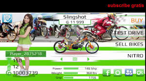 drag bike apk drag racing 201m mod indonesia untuk android
