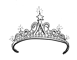 princess tiara clip art library