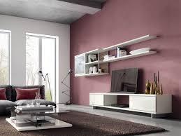 lila beige wnde haus renovierung mit modernem innenarchitektur kühles wandfarbe