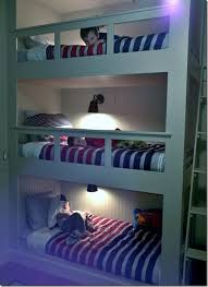 Three Person Bunk Bed My Was A Visionary He Made Me A Bunk For My 3 Person