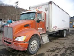 2010 kenworth trucks for sale 2010 kenworth t370 single axle box truck for sale by arthur trovei
