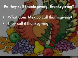thanksgiving in mexico