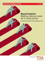 beyond logistics meeting customer needs for in home service