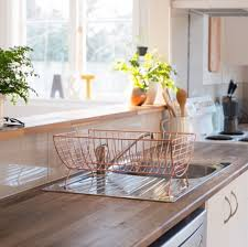copper dish drainer rrp 7 00 kmart homewares take 2 oh so busy