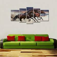 Elephant Decor For Home Modern Painting Wall Decor For Horse Nz Buy New Modern Painting