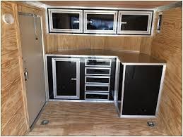 v nose trailer cabinets v nose enclosed trailer cabinets taraba home review