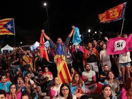 catalan independence referendum region votes overwhelmingly for