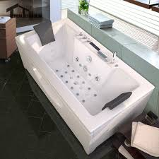 Tubs Showers Tubs U0026 Whirlpools 1700mm Whirlpool Bath Tub Shower Spa Freestanding Air Massage