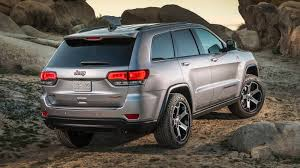 lowered jeep wagoneer 2017 jeep grand cherokee review u0026 ratings edmunds