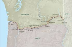 Map Of Astoria Oregon by Columbia River Small Ship Cruise Uncruise Adventures