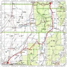 Dove Migration Map Old Spanish Trail