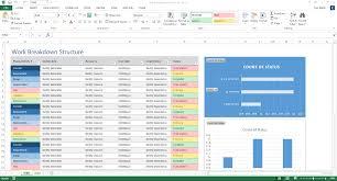 scope of work template download ms word excel templates breakdown