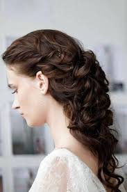 curly hairstyles for special occasions bridesmaid beauty