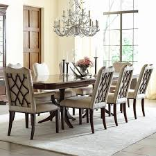 Fabric Dining Room Chairs Upholstered Dining Room Chairs With Nailhead Trim Fabric Dining
