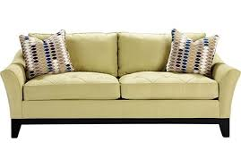 Rooms To Go Sofas And Loveseats by Cindy Crawford Home Rosemere Wasabi Sofa At Rooms To Go New